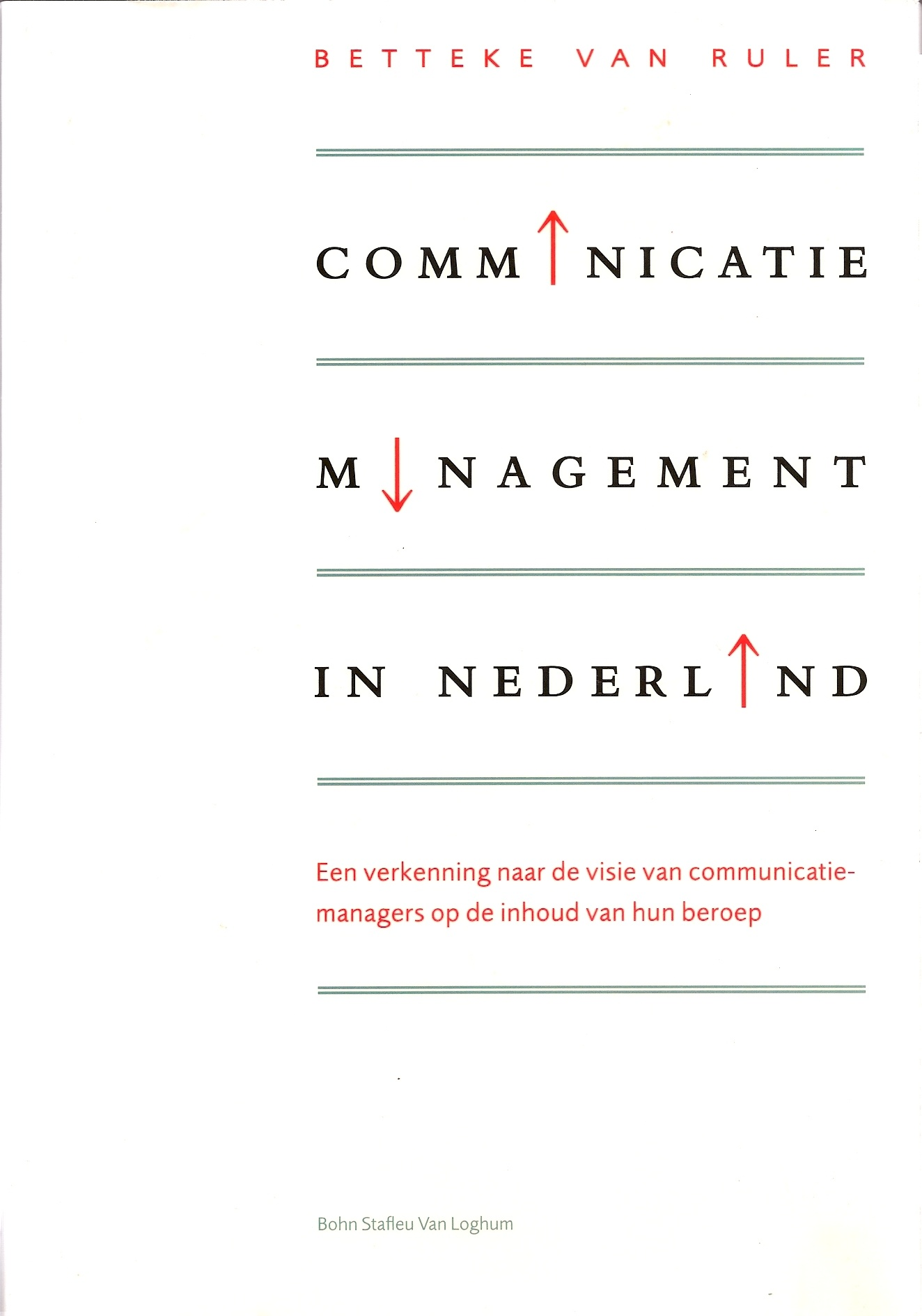 Communicatie Management in Nederland