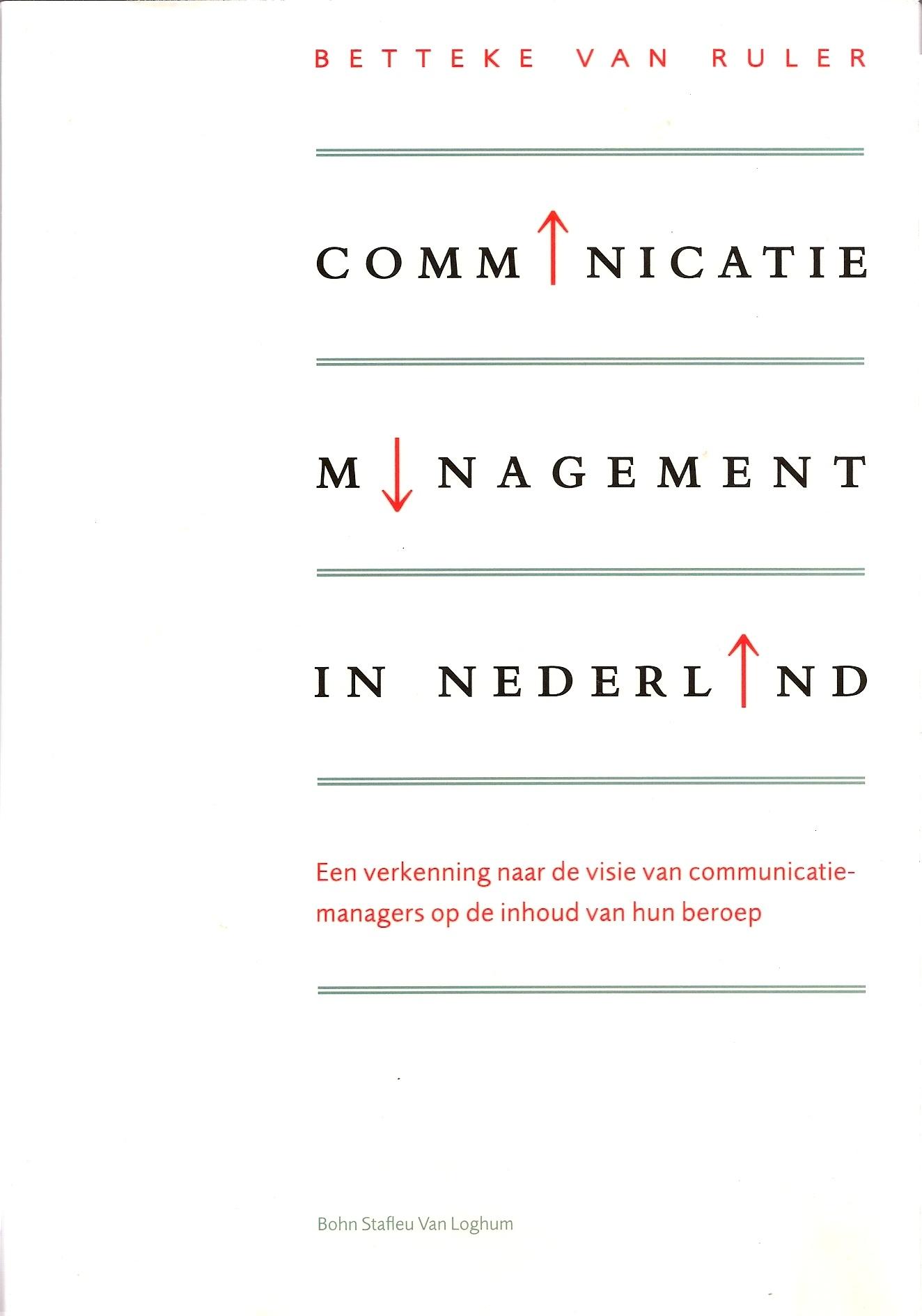 Communicatie Management in Nederland
