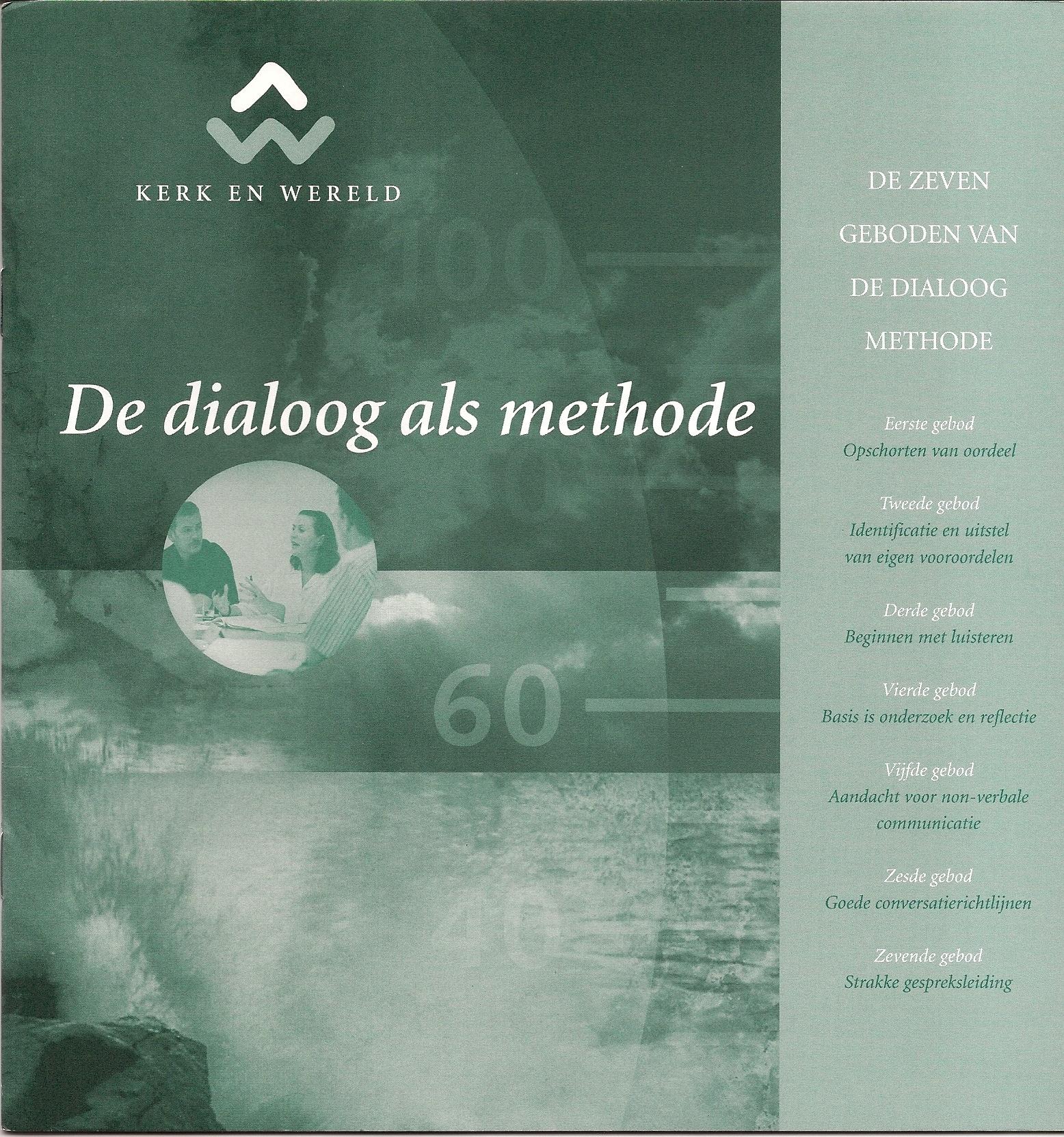 De dialoog als methode