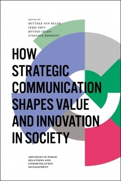 How strategic communication book vover 9781787147171