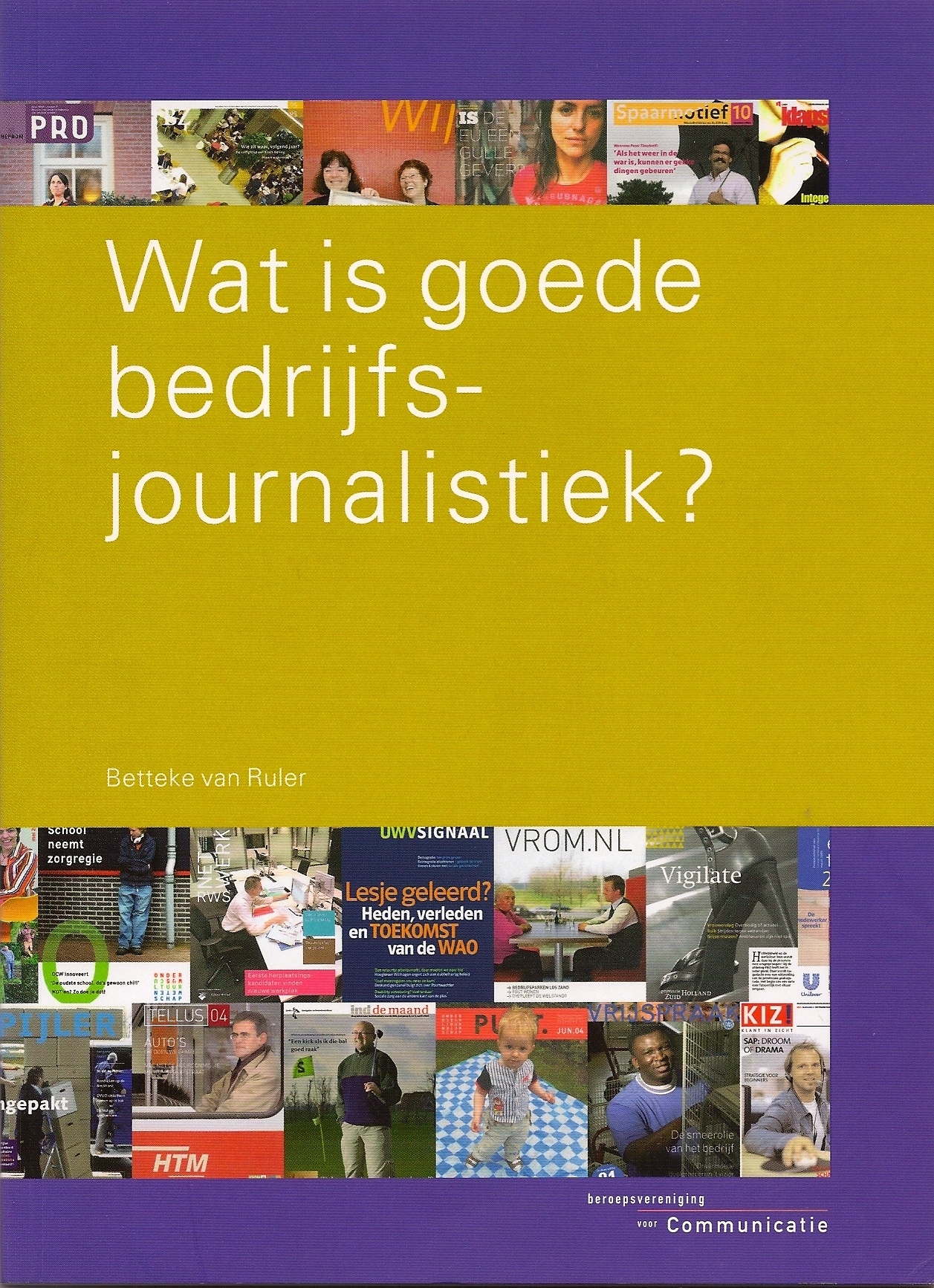 Wat is goede bedrijfsjournalistiek?